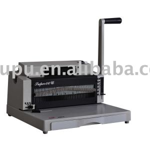simi- auto Spiral binding machine