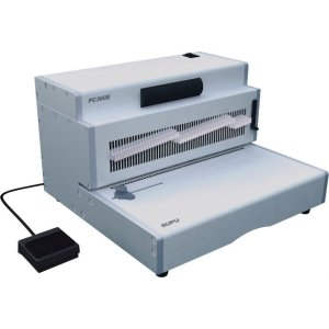 Supu Electric Heavy Duty Spiral Coil Binder for office and