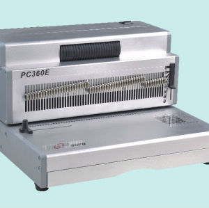 الكهربائية آلة لفائف ملزمإدراج pc360e المكاتب والمصانع