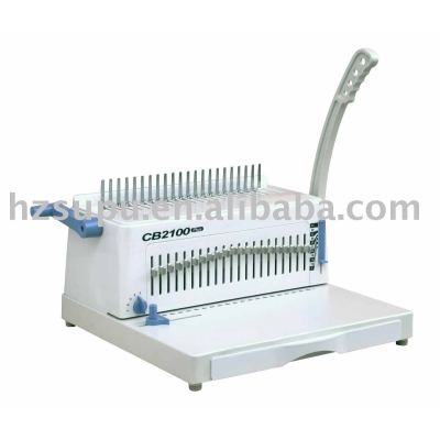 manual máquina obligatoria del peine cb2100 plus