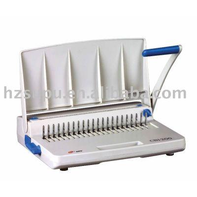 manual máquina obligatoria del peine cb1200