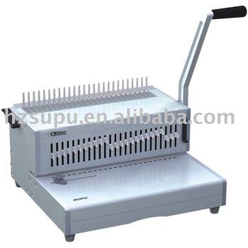 البلاستيك آلة تجليد comb cb300