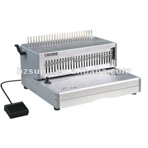 Comb Binding Machine CB300E