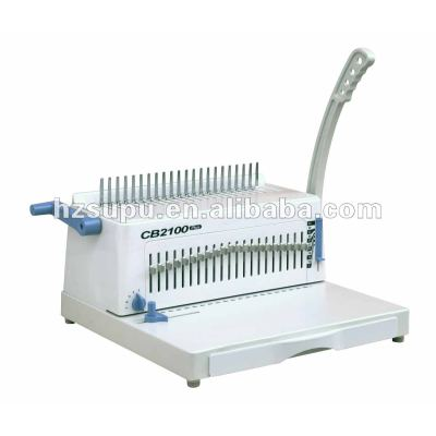 a4 máquina obligatoria del peine