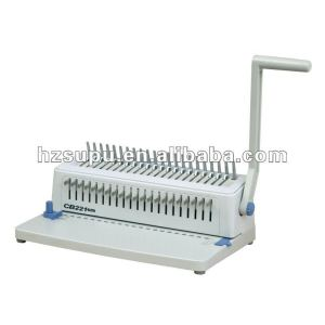 A4 Comb binding machine CB221 PLUS