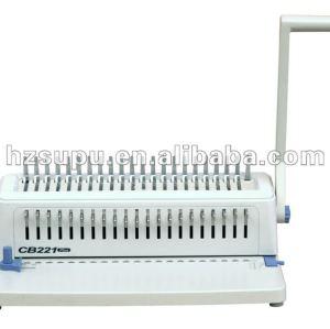 manual máquina obrigatória de pente cb221 plus