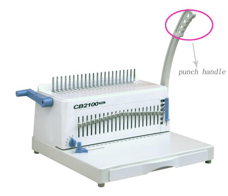 سطح المكتب آلة تجليد الكمال cb2100 زائد
