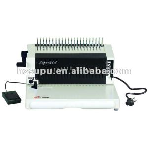 Desktop perfect binding machine Super21A