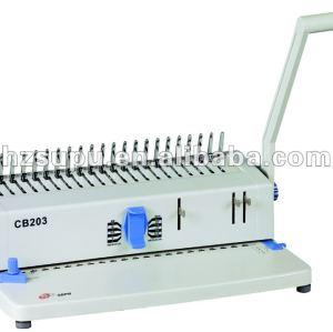 máquina obligatoria del peine cb203