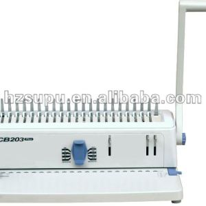 Desktop perfect binding machine CB221 PLUS