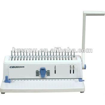 سطح المكتب آلة تجليد الكمال cb221 زائد