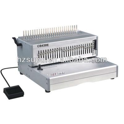 fábrica de peine máquina obligatoria cb430e