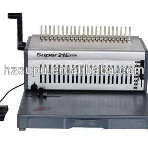 automática máquina obligatoria del peine super21e plus