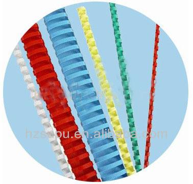 البلاستيك الشريط الموثق مشط آلة