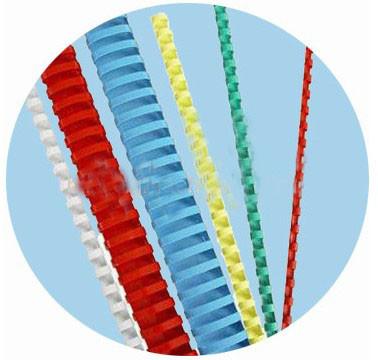 pente de plástico para encadernação máquina tira