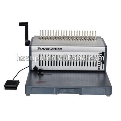 nuevo diseño eléctrico trabajo pesado máquina obligatoria del peine