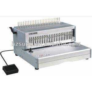 electrical Book binding & punching machine