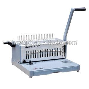 File punching machine
