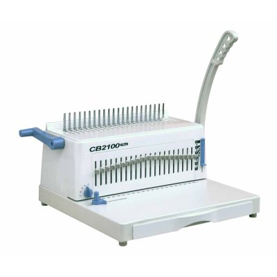 doble alambre máquina obligatoria del peine cb2100plus