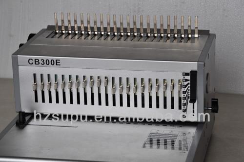 آلة ملزمة الألبوم/ للبيع آلة تجليد مشط