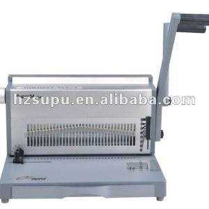 máquina obligatoria de alambre super34plus