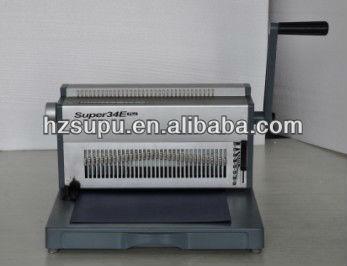 Eléctricos de aluminio 3:1 twin máquina obligatoria de alambre