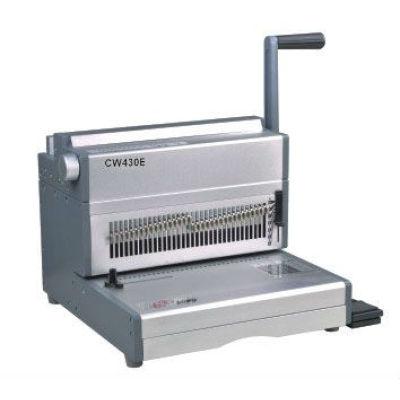 China máquina obligatoria de alambre cw430e 2:1 de tono