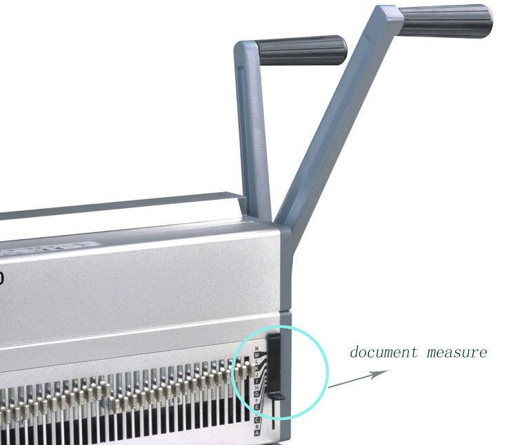 Calendary vinculativo máquina/fio vinculativo máquina para venda cw430