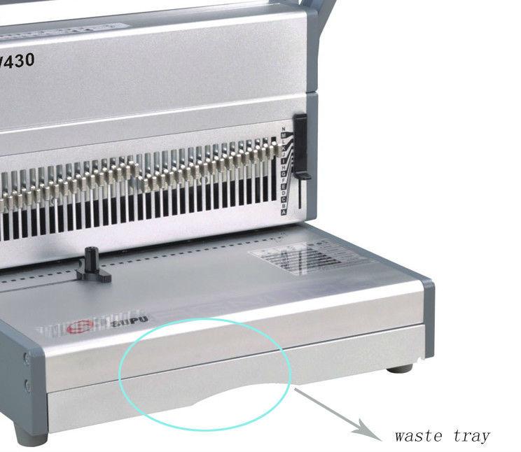 a3 tamanho fio máquina dupla ligação cw430t