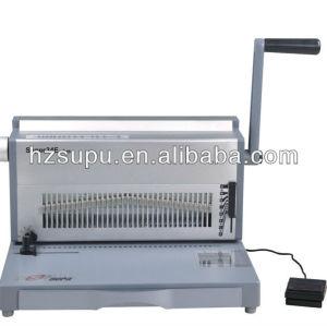 Perfuração de alumínio& fio máquina vinculativo