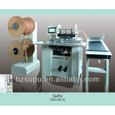 automatiuc Encuadernadora de wire