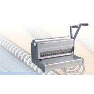 مكتب آلة تجليد أسلاك cw430 لالقرطاسية المكتبية