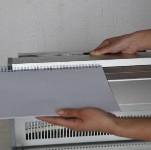 Manual wire-o binding machine from ChinaCW430