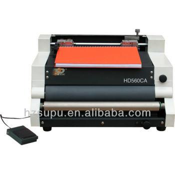 Bobina elétrica de inserção com bobina elétrica corte& dobrar hd560ca