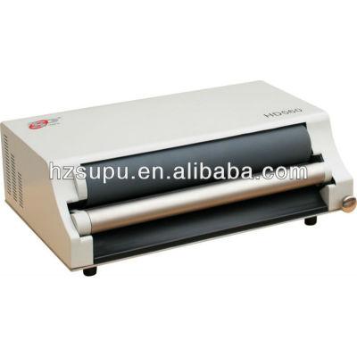 eléctrica de la bobina de inserción de la máquina de encuadernación