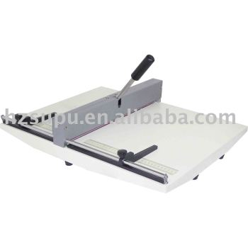 manual paper creasing machine on desk-top(C-35M2)