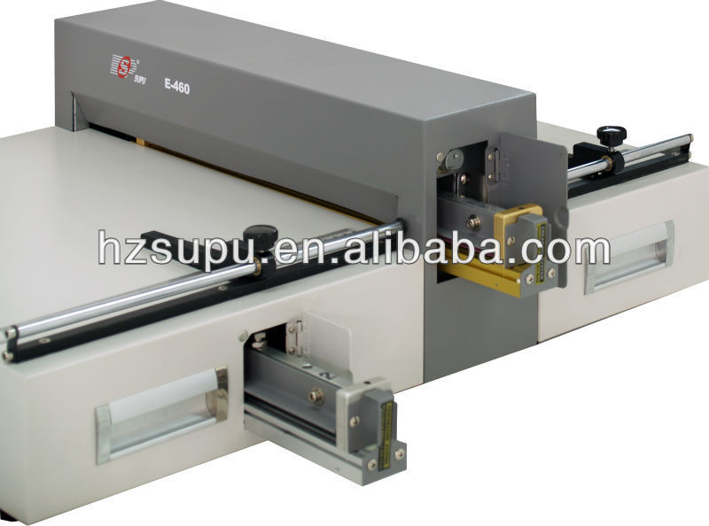 Electrical book making equipment