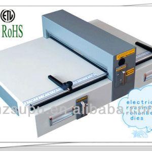 libro eléctrico de la máquina hendedora e460