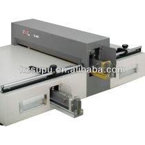 Paper creasing and perforating machine