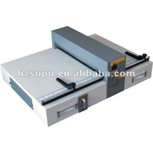 office topdesk electrical Creasing machine(E360)