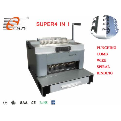 punching and binding machine