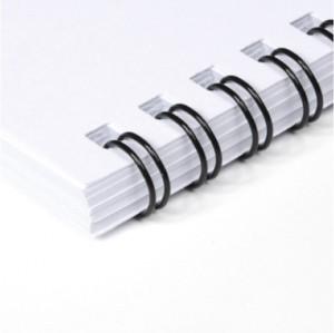 A4 paper size office Electric double wire machine(SUPER34E PLUS)