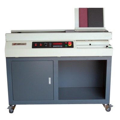 Hard Cover and Soft Cover perfect binding machine