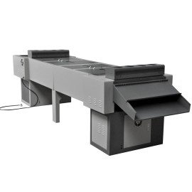 24 Inches UV Coating Machine with new Extended Design