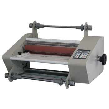 Automatic hot and cold roll laminator machine FM360S