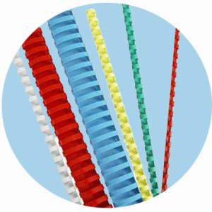 Electric Plastic Spiral Ring Coil Binding Machine SUPER47E PLUS