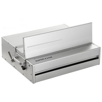 Heavy Duty Multi-function modular punching and binding machine (SUPER430M&MF360)