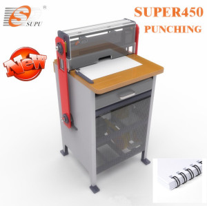 Heavy duty Electric Puncher Machinery SUPER450