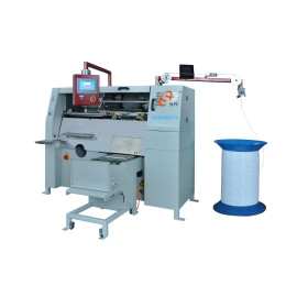 New automatic spiral wire forming and binding machine