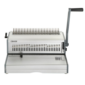 Heavy duty A3 size Comb  Binding Machine